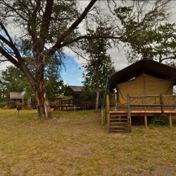 Third Bridge Tented Camp tents
